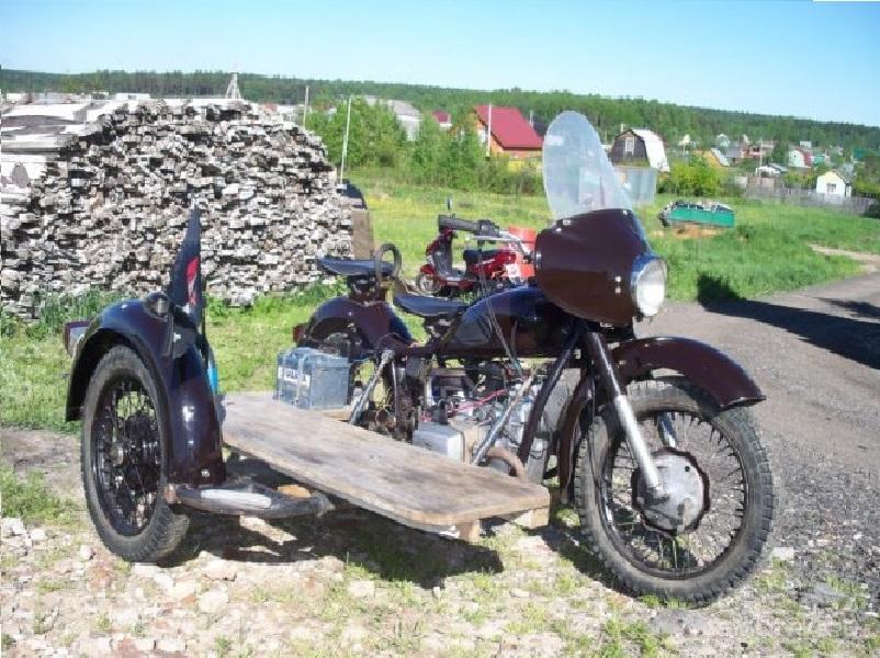 Семейное путешествие из Румынии в Монголию на мотоцикле с ...