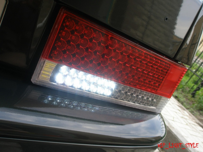 Тюнинг задних фар на ВАЗ 2114: возможные варианты, а также 50