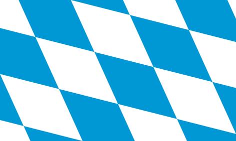 флаг бело голубой