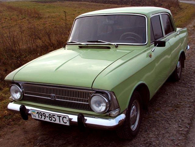 412 фото москвич
