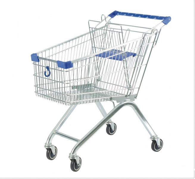 s cart self checkout trolley in hypermarket Read this article on questia academic journal article asian social science self-service technology for hypermarket checkout stations.