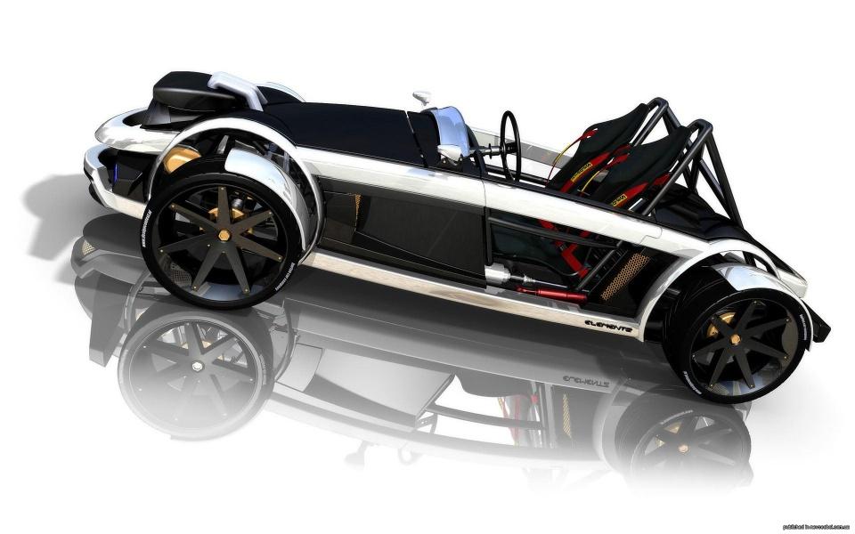 компонентный автомобиль ламборджини