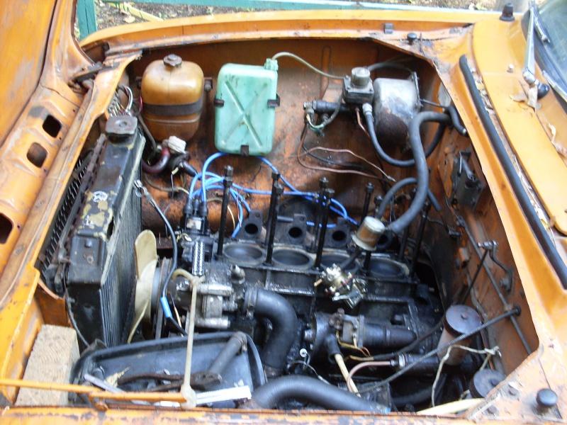 Ремонт двигателя москвича 412 своими руками 964