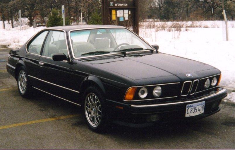 "Давыдов.  Новости по теме  ""BMW 6 e24 (много фото) "". автор."