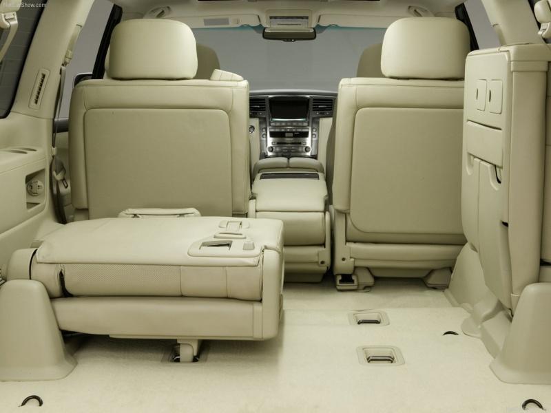Lexus LX Внедорожник фото 6.…