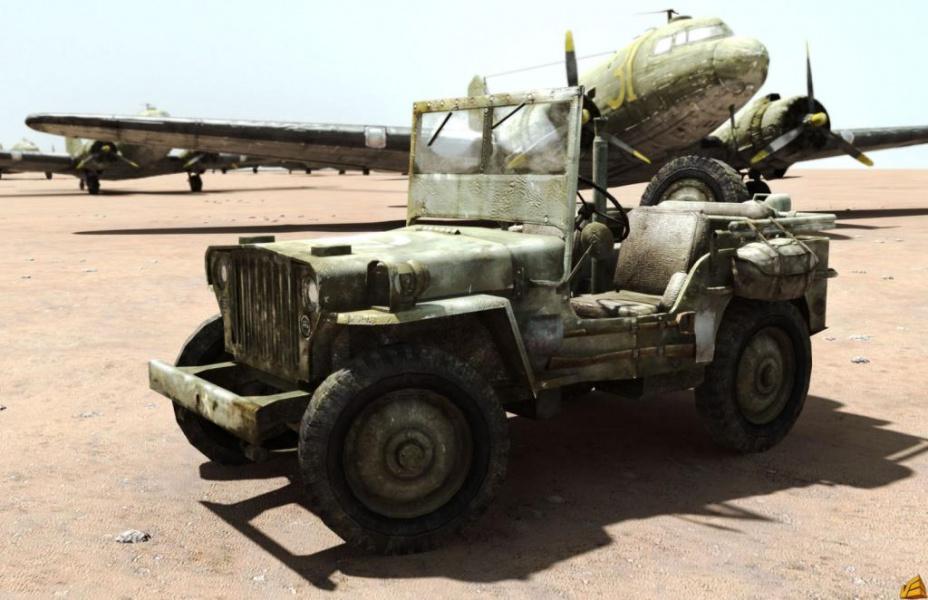 ламборджини военный