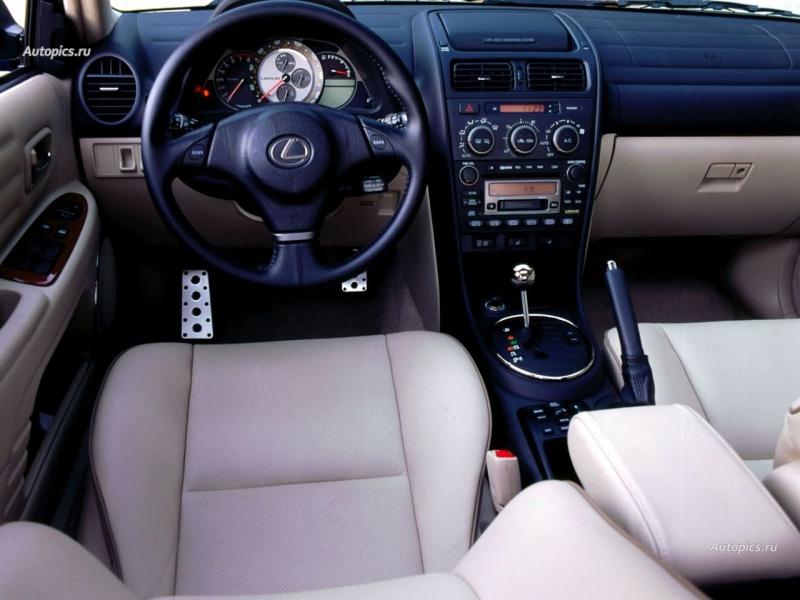 2001 lexus is300 manual transmission