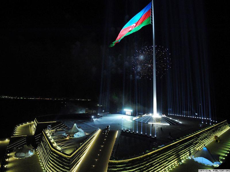 флаг баку