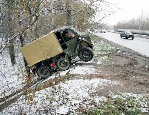 Самодельный грузовик Просмотров:…