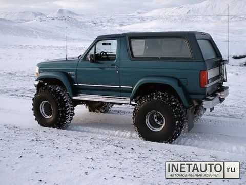 Фото Ford Bronco,Фотографии …