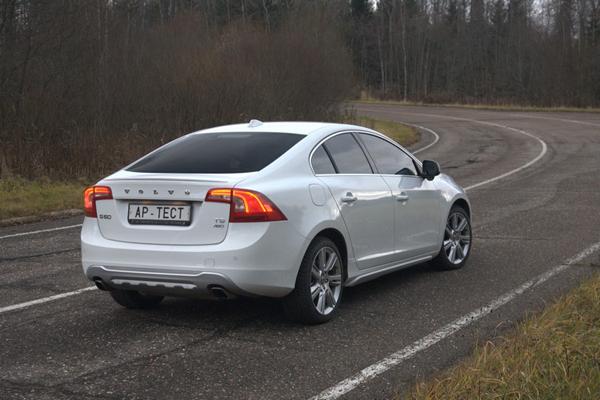 Volvo s60 своими руками