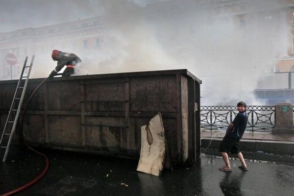 Прикольные пожарные)) 29