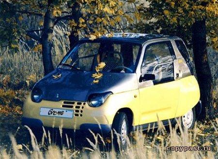 фото концепт каров автоваза не вошедших в серию