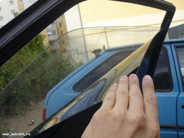 Съемная тонировка своими руками фото