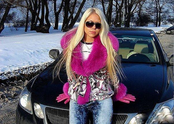 Фотоальбом одной гламурной богатой блондинки фото 618-715