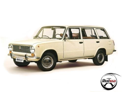 Первый автомобиль ВАЗ-2102