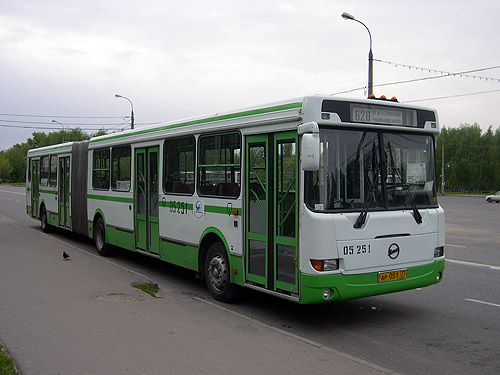 В Омске изменится схема движения автобуса 66.