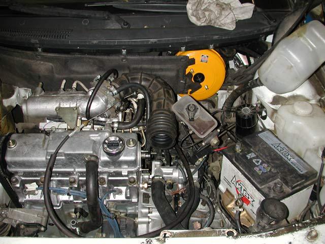 Тюнинг двигателя 8 клапанный инжектор своими руками 3