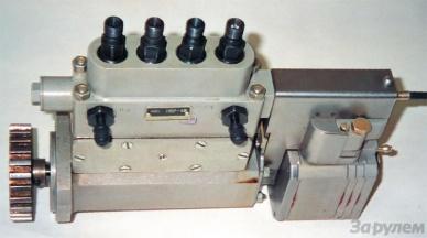 ...Денис Боровицкий - рассказывает интрересную историю о разработке отечественного инжектора...