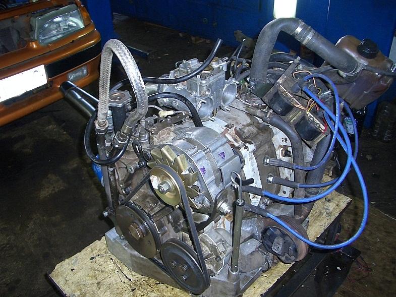 Характеристика двигателя на ваз 2107