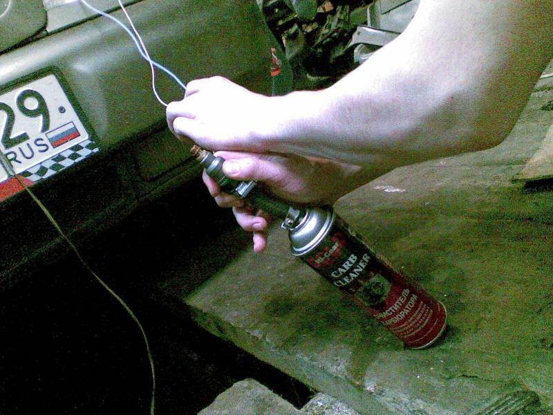 Как чистит форсунки дизель своими руками 48