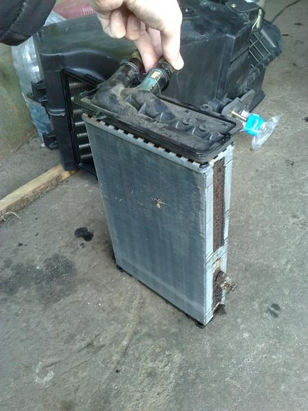 Теплообменник ваз 2115 теплообменник crs-250a цена