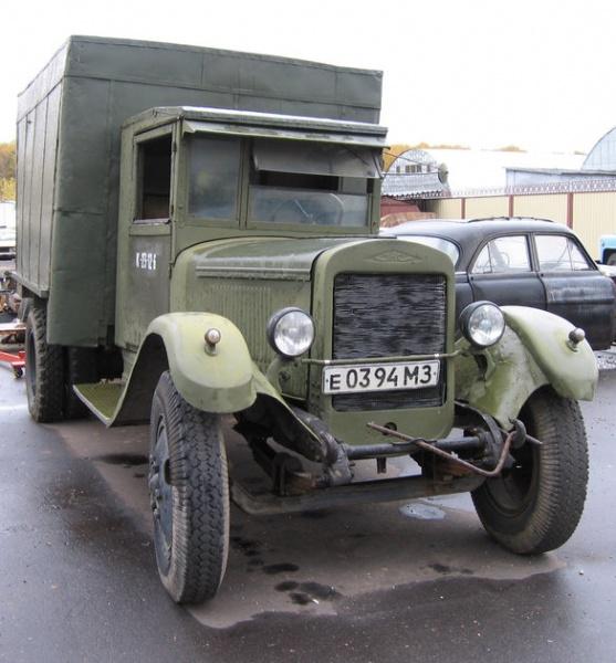 Автомобили Великой Войны.  Часть первая.…