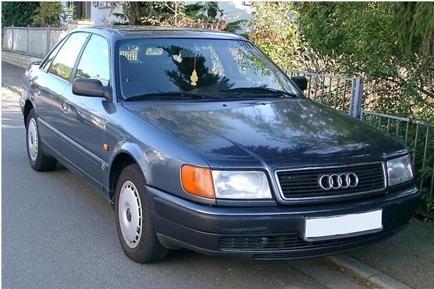 Автомобильные чехлы Audi из экокожи Купить авточехлы на